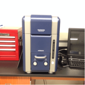 Hitachi Scanning Electron Microscope TM 3000