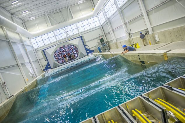 Alfond W2 Ocean Engineering Lab