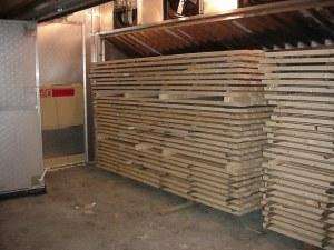 5,000 BF Nyle Dehumidification Dry Kiln