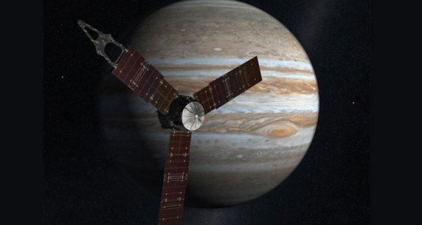 Composites Protect NASA Spacecraft Headed to Jupiter