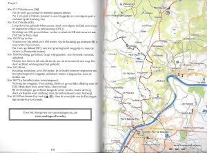 Pelgrimsweg van Vézelay naar St. Jean-Pied-de-Port - Variant via Bourges (Via Lemovicensis) - binnenbladzijden