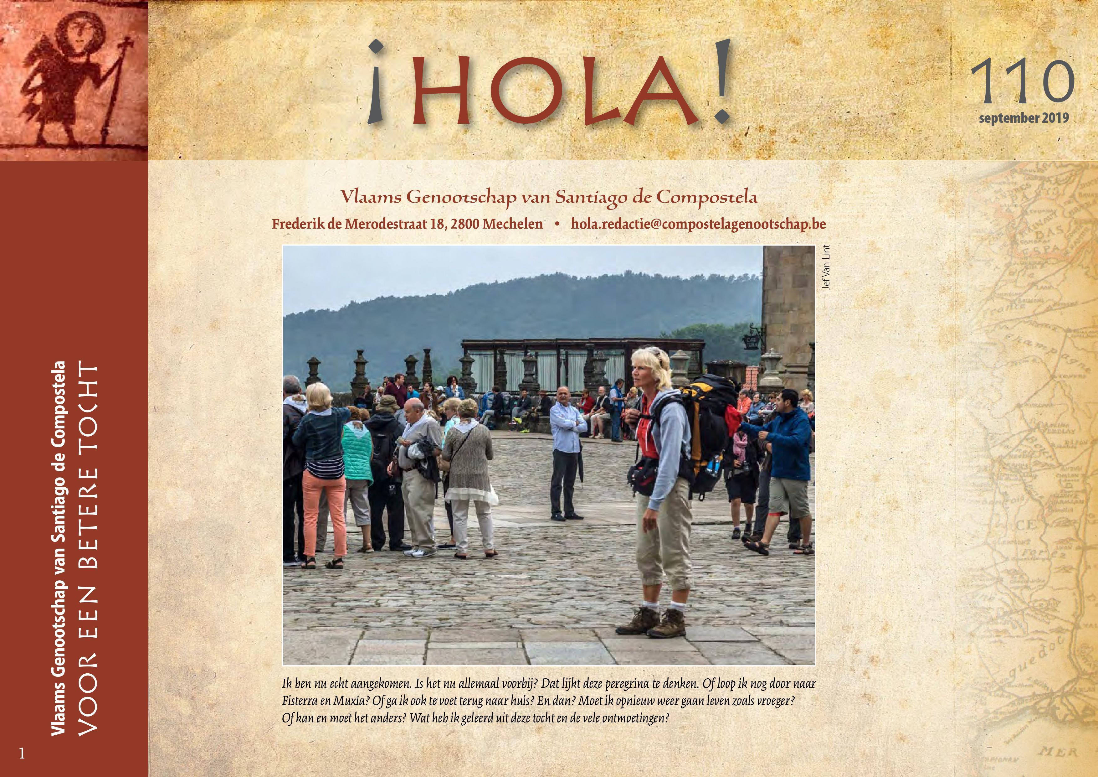 ¡HOLA! 110 – september 2019