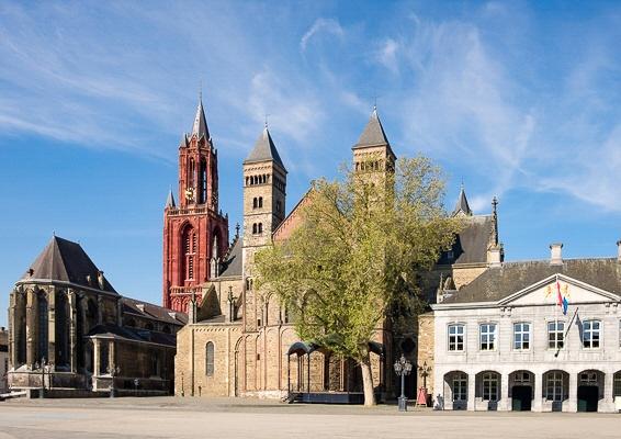 Vrijthof in Maastricht