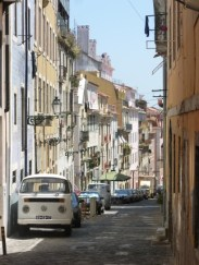 Barrio Alto Neighborhood, Lisbon
