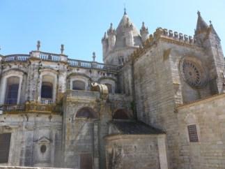 Cathedral Se, Evora (1185-1746)