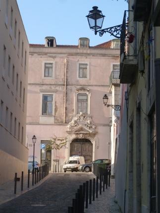 Alfalma District, Lisbon
