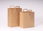 International Paper Paper Handled Grocery Sacks
