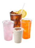 Pactiv PLA Cups for Cold Beverages