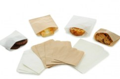 Zenith Bag Co. Grease Resistant Deli Paper.