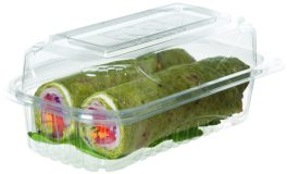 Eco-Products Hoagie Clamshell