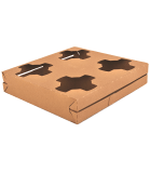 South Champion Tray Food & Drink Carriers – Kraft
