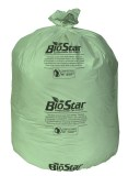 Pitt Plastics BioStar Compostable Can Liner