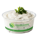 Fabri-Kal Greenware Portion Cup Lids
