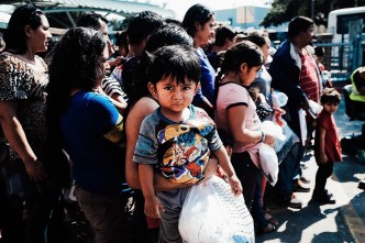 Children detained at border don't have lawyers, must represent themselves.