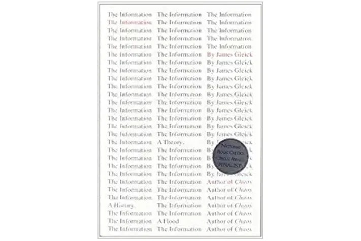 The Information book cover.