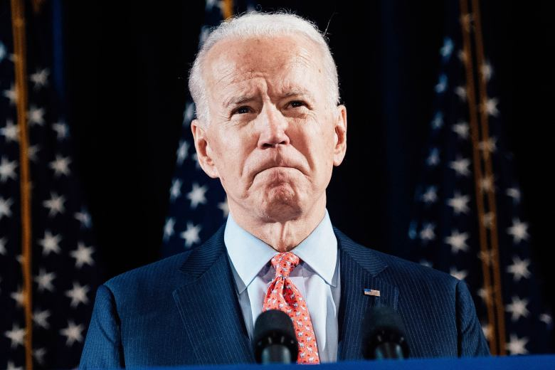 Why this moment is perfectly suited to Joe Biden's bid for president.