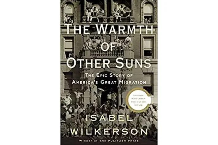 The Warmth of Other Suns book cover.