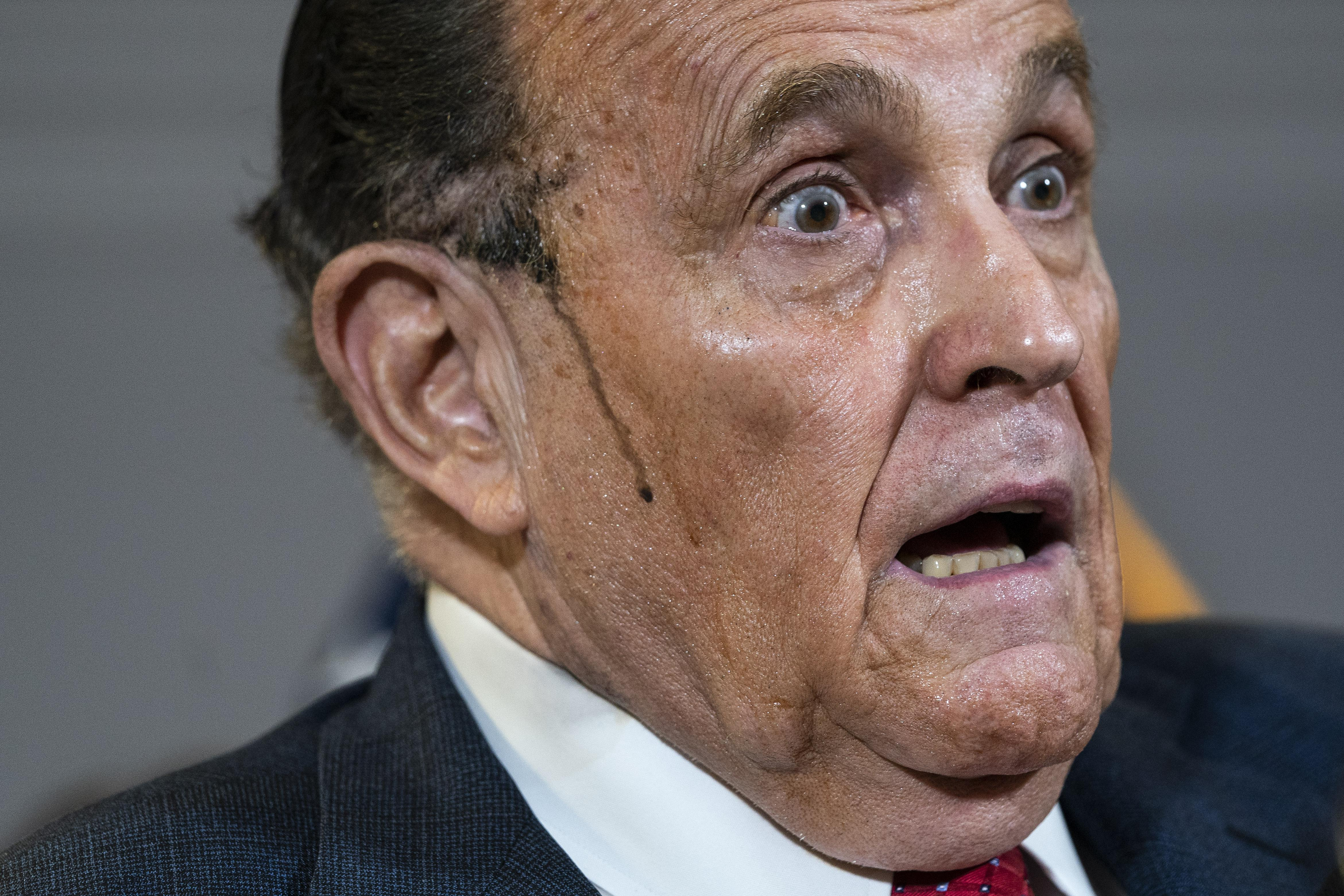 Image result for rudy dripping