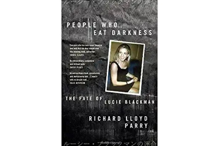 People Who Eat Darkness book cover.