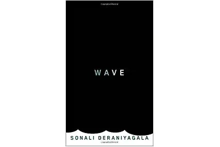 Wave book cover.