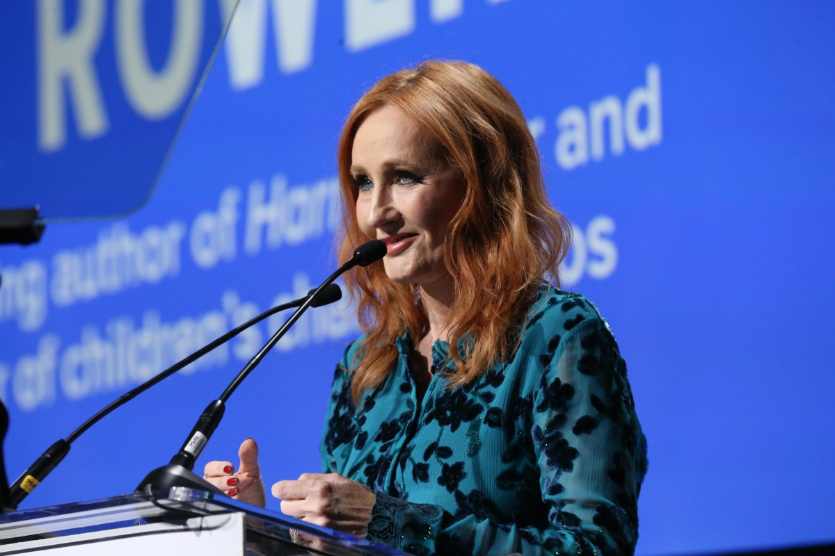 J.K. Rowling's transphobic tweet undermines her claim of LGBTQ allyship