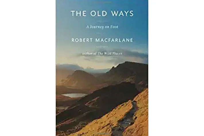 The Old Ways book cover.