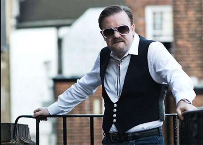 Image result for david brent life on the road