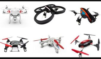 comprar drones en amazon