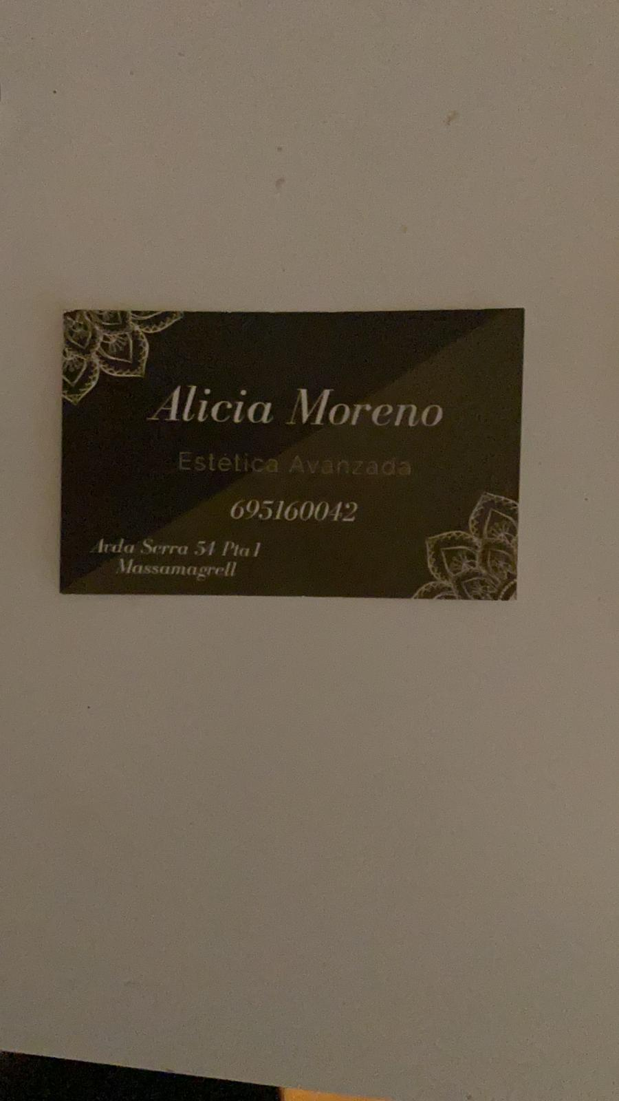 Alicia Moreno Estética