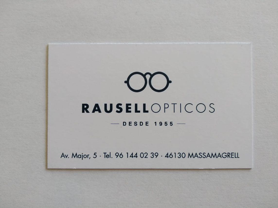 Óptica Rausell