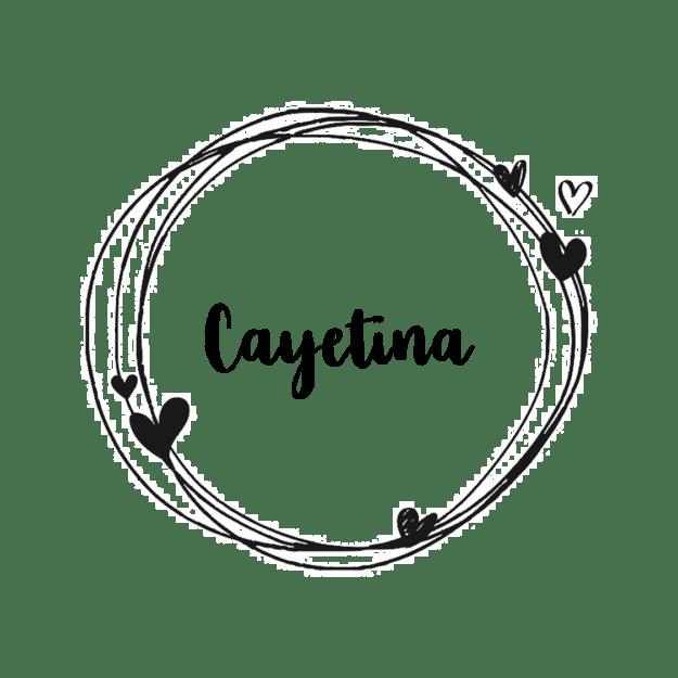 CAYETINA