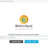 Cómo elaborar un informe completo de tu web o cuenta de Twitter gratis