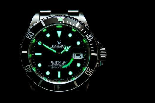 Relógio de luxo Rolex