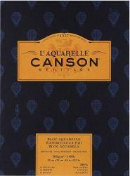 Papel Acuarela Canson Héritage