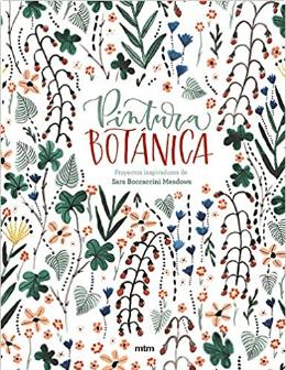 Portada del libro Pintura Botánica