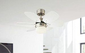 Westinghouse 7878840 Flora Royale: mejores ventiladores de techo