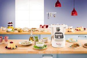 mejor robot cocina Moulinex Cuisine Companion HF802AA1