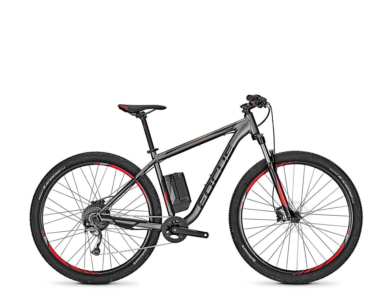 Focus Whistler Hombre E Bike S De Bicicleta De Montana