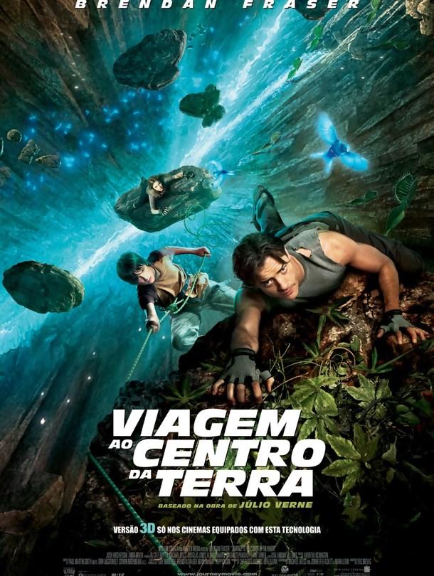 Poster do filme Viagem ao Centro da Terra - O Filme