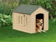 Las 5 mejores casetas de jardín para perros