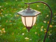 Las 5 mejores farolas de exterior para jardín