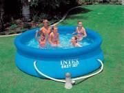 Las 5 mejores piscinas hinchables para jardín