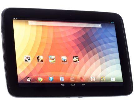 Comprar tablet Goole Nexus 10