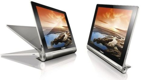 Posiciones Lenovo Yoga Tablet 10 HD