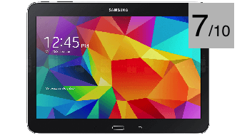 Samsung Galaxy Tab 4 10.1 negra
