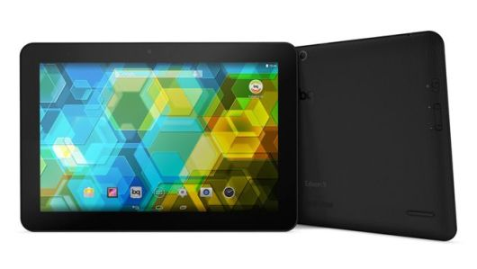 Nueva tablet BQ Edison 3