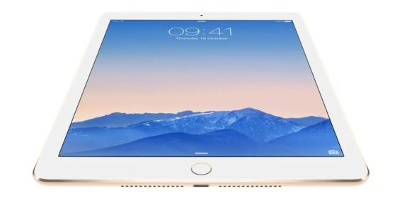 iOS ipad air 2