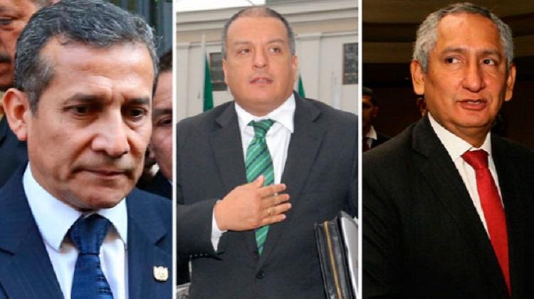 Ollanta y sus ministros implicados en presunta colusión agravada