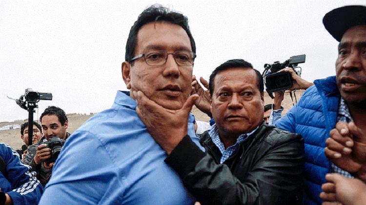 Odebrecht: confirman pago de coimas a Félix Moreno por Costa Verde