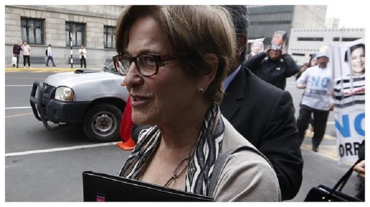 Revelan que podrían solicitar prisión preventiva contra Susana Villarán